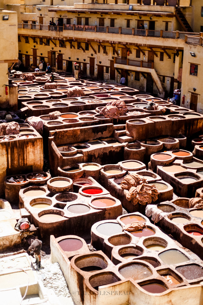 leather tanneries