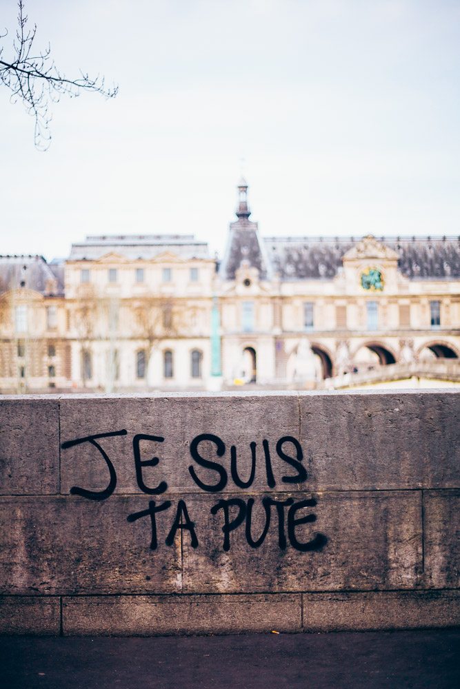 French graffiti